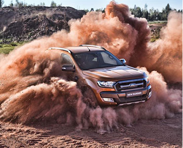 Book a Ford Test Drive