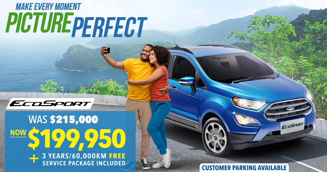 Ford EcoSport - Make Every Moment Picture Perfect