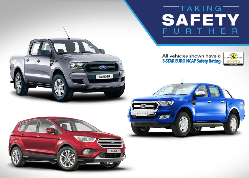 Ford Promotion - Safety Further
